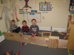 Fun with building blocks