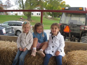 Fall Hay Ride with Farmer Pete of Pete's Produce